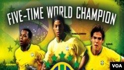 Juara dunia lima kali Brazil akan menghadapi Iran dalam partai persahabatan 7 Oktober mendatang di Abu Dhabi.