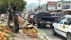 Honduras: Recuperación económica