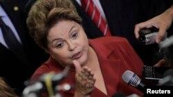 La presidenta Dilma Rousseff ha propuesto convocar un foro mundial para normar el uso de Internet e impedir el espionaje cibernético.