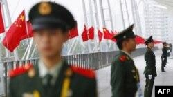 Китай увеличит военный бюджет на 12,7%