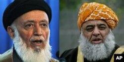 تقاضای حامد کرزی از اسلام آباد و دیدار ربانی با فضل الرحمن