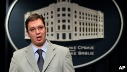 Vicepremijer Aleksandar Vučić