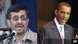 """احمدی نژاد """"آماده"""" است با اوباما ملاقات کند"""