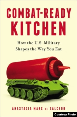 """Combat-Ready Kitchen"" by Anastacia Marx de Salcedo (Courtesy Penguin Random House)"