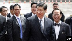 中国国家主席习近平2008年7月6日到访香港。
