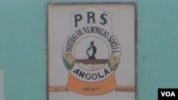 PRS pede encontro com embaixada americana em Luanda
