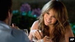 """Jennifer Lopez as Zoe in """"The Back-Up Plan"""""""