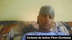 Izaires Pires, presidente da Associação de Pescadores de Tarrafal de Monte Trigo, Cabo Verde