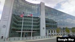 美国证券交易委员会(谷歌地图)