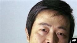 中國維權人士黃琦(資料圖片)