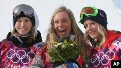 Amerikanka Džejmi Anderson odnela zlato na takmičenju žena u snoubordingu na Olimpijadi u Sočiju