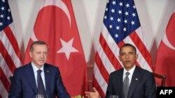 Erdoğan ve Obama ortak basın toplantısında
