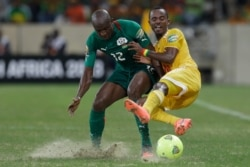 Report Filed On The Africa Cup Filed By Michael Kariati