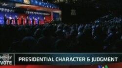 2011-11-10 粵語新聞: 爭取共和黨提名者辯論經濟問題