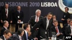NATO rahbarlari 2014 yilda Afg'onistonni tark etish rejasini ma'qulladi