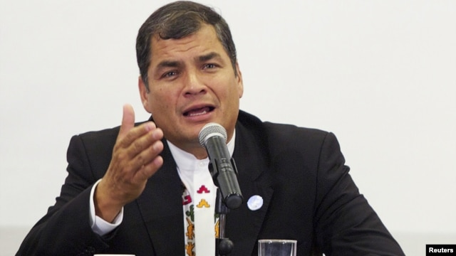 El presidente de Ecuador minimizó el ataque organizado por Irán a una mutual israelí en Argentina hace 18 años.
