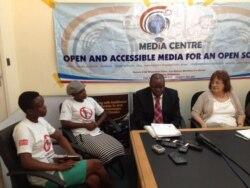 Report Filed By Patricia Mudadigwa