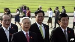 Các nhà lãnh đạo Việt Nam
