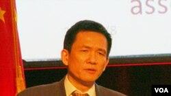 姚洋 北大中國經濟研究中心主任(美國之音宋德成)