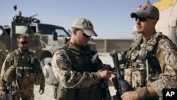 아프가니스탄 주둔 나토군(자료사진)
