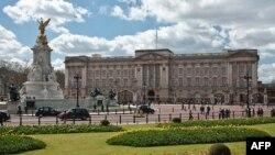 Buổi tiệc Giáng Sinh được tổ chức mỗi 2 năm 1 lần tại điện Buckingham