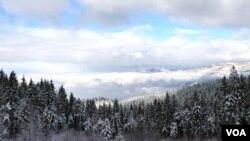 Otrovni oblak iznad Sarajeva