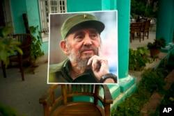 Kuba Fidel Castro
