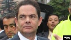 Vargas Lleras anunció su renuncia a la vicepresidencia a mediados de enero, ya que se perfila como uno de los candidatos fuertes a la presidencia de Colombia en las elecciones de 2018.