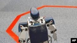 میراتھن دوڑ جیتنے والا دنیا کا پہلا روبوٹ