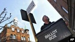 برطانیہ: ریفرنڈم میں نئے انتخابی نظام کی تجویز مسترد