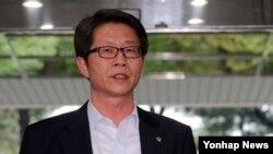 남북 회담 무산...미 대북 원조 금지법 발의