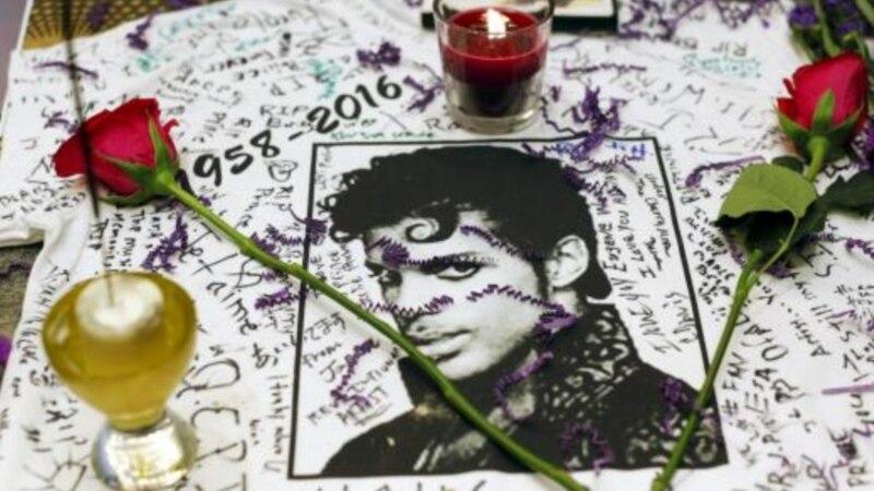 Penjualan Album Prince Melonjak