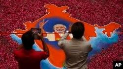 Yangi rahbar - Narendra Modi