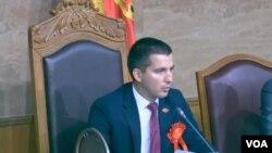 Kryetari i ri i kuvendit malazez Aleksa Beçiq