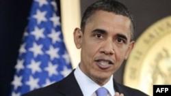 Tổng thống Hoa Kỳ Barack Obama trả lời các câu hỏi về tình hình tại Libya trong cuộc họp báo ngày 22/3/2011