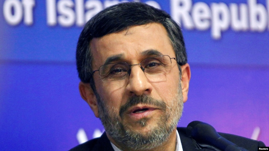 Former President Ahmadinejad Barred From Iran Elections