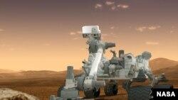 Curiosity continue de répercuter des données sur les radiations, à partir de Mars