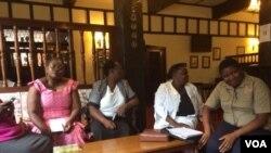 Abesifazana beZimbabwe bathi badaniswe yikunqotshwa kukaNkosikazi Hillary Clinton