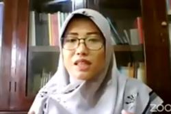 Anggriyani Wahyu Pinandari, peneliti Pusat Kesehatan Reproduksi FKKMK UGM. (Foto: VOA/Nurhadi Sucahyo)