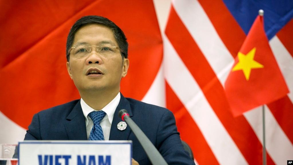 Trần Tuấn Anh, Bộ Trưởng Bộ Công thương - cơ quan chủ quản của EVN.