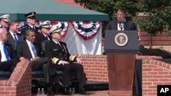صدر اوباما، بائیڈن، ڈیمپسی، پنیٹا