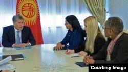 Bishkek, 3-aprel, 2014