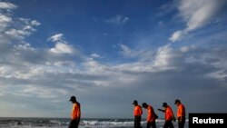 Asylum Seeker's Boat Sinks Off Indonesia