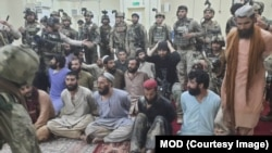 د طالبانو له بنده ازاد شوي بندیان