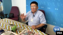 """Abdujabbor Umarov, """"Ma'rifat saodati: gazetasi muassisi"""