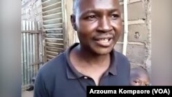 Adama Sanogo, le père d'Adiaratou