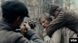 Кадр из фильма «В тумане»