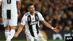Dan wasan Juventus-Ronaldo