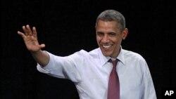 President Barack Obama, August 2, 2012.