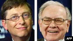 Bill Gates i Warren Buffet